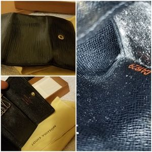 Louis Vuitton Bags - LV alma and keyholder epi black authentic